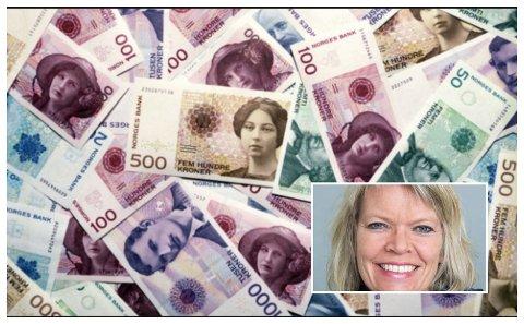 Hilde Jorunn Hoven mener kommuneøkonomien får Lillehammer til å likne en havarist.