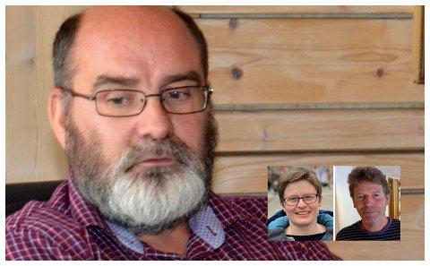 Rødt-toppene Eva Marie Mathisen og Øyvin Aamodt i Lillehammer slutter seg til andre kritikere av at Knut Arne Vassdokken opptrer som både regional LO-leder og Ap-politiker.