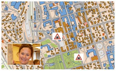 - Forhåpentligvis vil ikke parkeringsbehovet i sentrum være like stort i årene fremover. Kan et parkeringsanlegg da omformes til for eksempel datasenter eller lager? spør MDGs Monica Rønning.