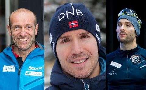 Odd-Bjørn Hjelmeset, Emil Hegle Svendsen og Magnus Moan blir alle å se i kommende sesong av tv-programmet Mesternes mester.