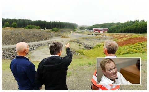 - Det er å håpe at fokuset på næringsarealer i GD  bidrar til mer aktivitet fra fylkeskommunen og fylkesordførerens side, skriver Oddvar Møllerløkken.