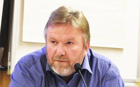 DUGNAD: - No må husstandane melde inn sine konkrete ønske, seier stortingsrepresentant Bengt Fasteraune om breibanddugnaden som vil kome.