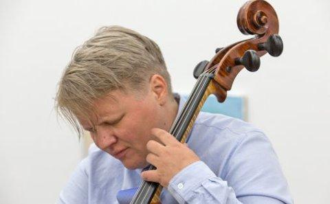 PRISVINNER: Lene Grenager fra Halden er tildelt Arne Nordheims komponistpris for 2018.