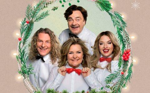 Øivind Blunck & co i julestasen