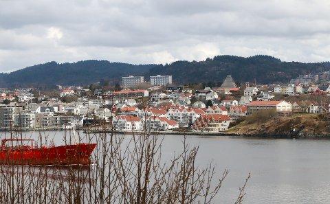 VIRUS: Sterk nedgang i tallet på folk som tester seg for koronasmitte i Haugesund.