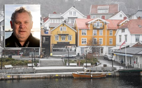 Vakthavende meteorolog Kristen Gislefoss melder snø og sludd, med muligheter for at det vil legge seg i Kragerø og Drangedal.