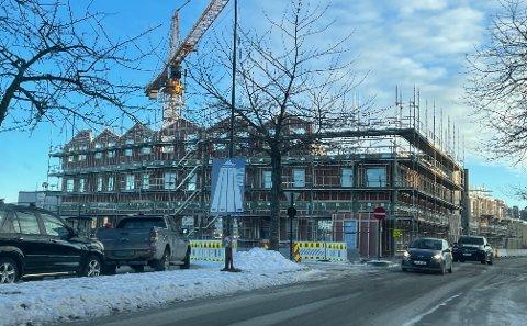 B13 tar form. 15 desember skal kommunen flytte inn.
