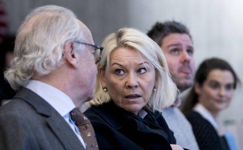Justis- og beredskapsminister Monica Mæland (H). Foto: SKJALG EKELAND / BA.