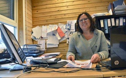 LETER: Gro Irene Svendsen ønsker kandidater til Gründerakademiet.