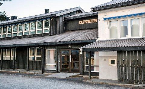 """SKAPERI: I deler av gamle Rollag skole skal det nå bli """"Skaperi""""."""