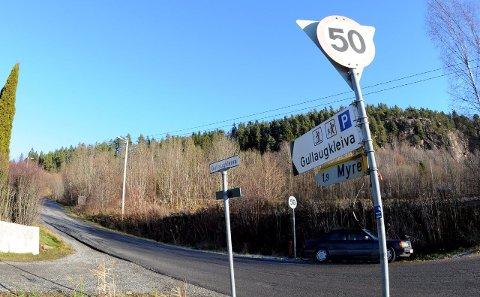 GODT NYTT: Statens vegvesen foreslår nye anleggestraséer som skal redusere belastningen for beboere i Gullaugkleiva.