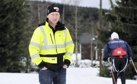 - Bruk hue: Det er Stein Hennums klare oppfordring til de som har tenkt seg på skitur nå.