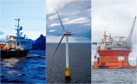 ETT HAV: Havet er Norges fortid og framtid. Nå bør forvaltningen av alt sjøen rommer plasseres i ett departement, mener SV-topp i Tromsø.