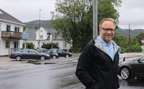 FINT: Jan Seland rapporterer at de ansatte i kulturetaten i Lyngdal synes det er fint å kunne trå til i den nasjonale dugnaden mot korona.