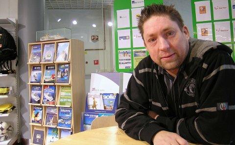 Anders Lervold har foreløpig ikke fått indikasjoner på at urolighetene i Tyrkia har nådd områdene hvor deres kunder ferierer.