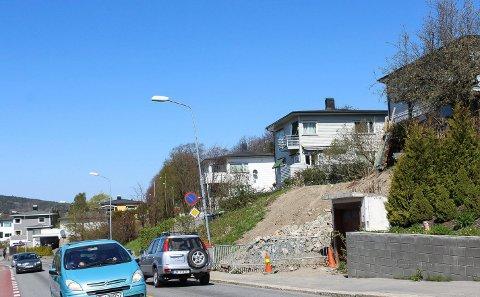 Vil stenge: Bane Nor vil stenge Fjordveien. Det har vakt ramaskrik.