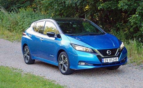 Storsuksessen Leaf får snart følge av en elektrisk SUV fra Nissan. Den håper vi å få sett nærmere på i Tokyo.