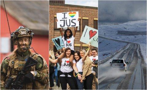 Forsvaret i nord, Universitetet i Tromsø og Kvænangsfjellet blir alle nevnt i neste års forslag til statsbudsjett.