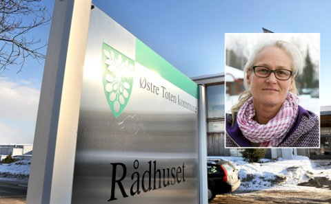 KARANTENE: Kommuneoverlege Rebecca Setsaas har satt 60 personer i karantene etter to arrangementer i Østre Toten.