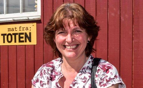 SØKER: Marianne Bøe fra Bøverbru, prosjektleder for kultur, opplevelser og mat i Gjøvikregionen de tre siste årene, er blant søkerne til stilling som turnéplanlegger i Innlandet fylkeskommune.