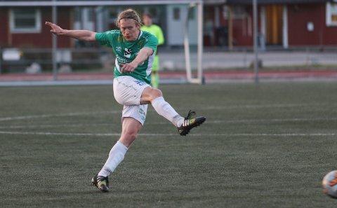 Anders Tronbøl ble matchvinner for Ås borte mot Sarpsborg FK.