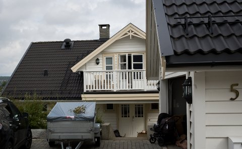Persbakken 5 på Langhus er solgt for 11 millioner kroner.