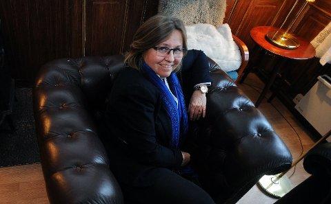 PERM: Anne Kristine Linnestad er inne som vara på Stortinget, så hun starter med permisjon i sin nye jobb Nordre Follo kommune.