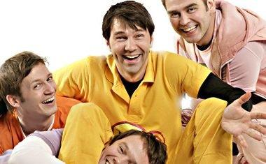 CHEESY KEYS: Skrimmel Skrammel er et kjent og morsomt begrep hos de yngre. Nå dukker de opp som gjester på Nyttårskonserten Jr. i Bølgen.
