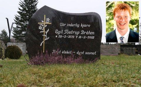 TILSTÅR DRAPET: En av de to mennene som er siktet for drapet på Egil Tostrup Bråten, tilstår at det var ham som knivstakk 23-åringen.