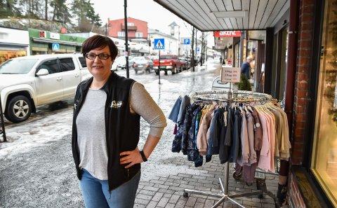 TAR ANSVAR: Lisbet Nordsveen Moe fortsetter hos Babble, men skal samtidig ha fokus på hele sentrum.