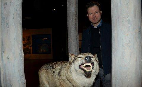 FIKK IKKE FLERTALL: Yngve Sætre og Innlandet Høyre fikk ikke flertall for sitt ulveforslag på Høyres landsmøte.