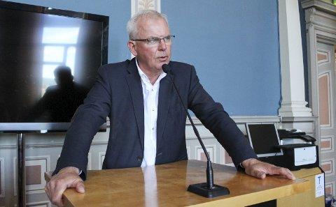 Rådmann Per Wold ser at boligprosjekt er «kostnadseffektivt» og dersom det er riktig at ordningen også fører til raskere integrering er det helt topp.