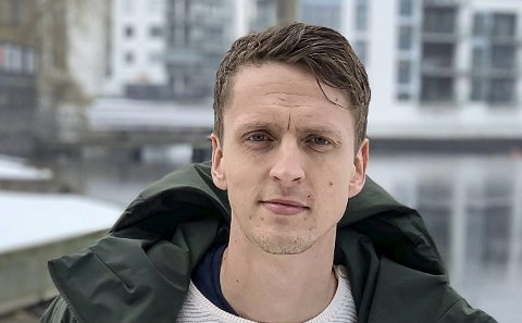ASSISTENT: Assistenttrener Alexander Lundberg.