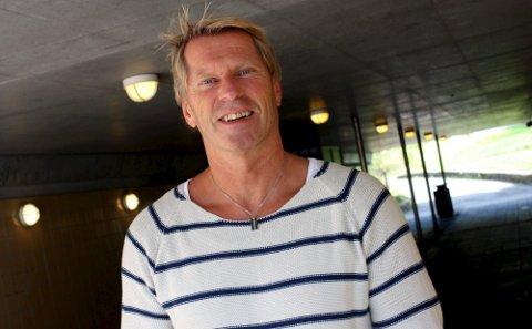 Positivt overrasket: Keops-leder Morten Kjørholt Pettersen er veldig fornøyd med folks oppførsel i helgen.