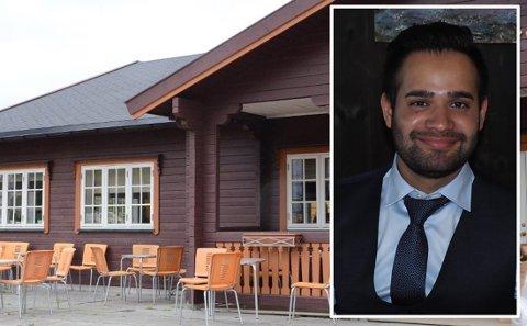 Amandeep Singh er den ene av kjøperne til Beiarn kro og hotell. - Vi ønsker å utvide, sier han.