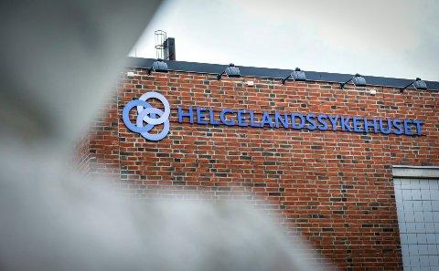 – Sykehustilbudet på Helgeland er viktig for hele befolkninga, men kanskje særlig for en voksende pasientgruppe av eldre og kronikere, skriver Rana eldreråd i en uttalelse.