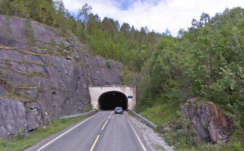 Utbedringen av E6 og Sørfoldtunnelene er ikke med i regjeringens statsbudsjett.