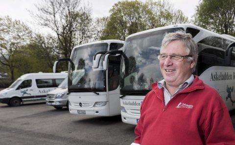 Askeladden Flybuss: Rolf Lie