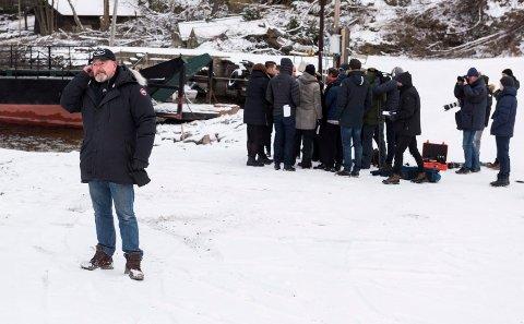 Jørn Øverby og de andre naboene føler at de ikke blir inkludert i debatten om hvor et minnested skal ligge.