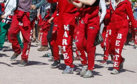 FEST: Høytid for russen nå! (Illustarsjonsfoto: Terje Pedersen / NTB scanpix)