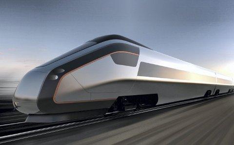 NYE TOG PÅ GANG: De nye flytogene som kommer neste år har beholdt det beste fra de togene som Flytoget AS bruker i dag, men har fått en rekke forbedringer. Alle ILL./Foto: CAF