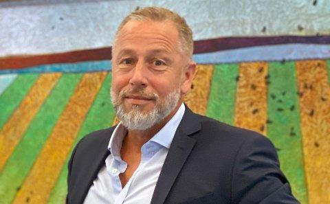 Steinar Hansen, direktør i NAV Øst-Viken.