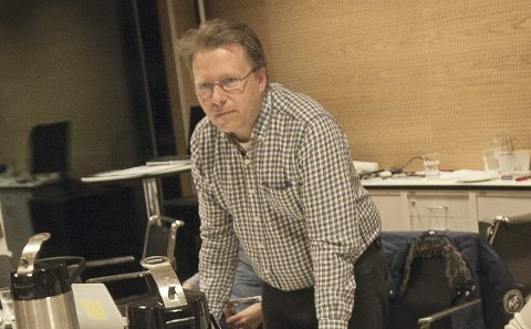 AVSTÅ: Kent Lippert Olsen (KrF) foreslo å gi avkall på politikergodtgjørelser ut året for å spare penger.