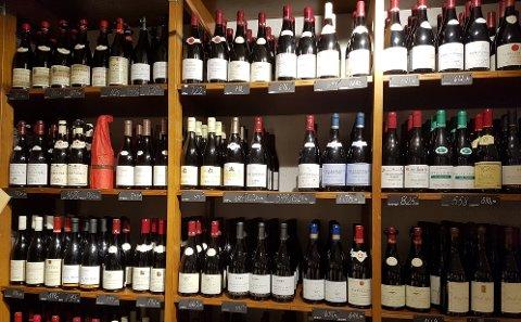 IMPORT: Mannen er blant annet dømt for å ha solgt importert vin til privatpersoner, noe han ikke hadde bevilling til. Illustrasjonsfoto: Sigurd Øie
