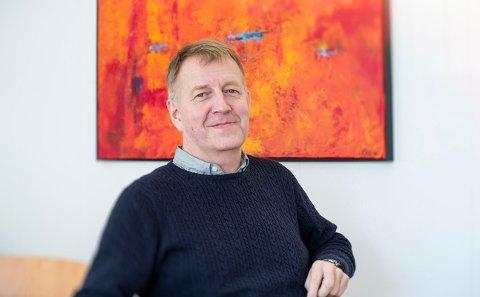 SJEF: Terje Wester frå Sandnes er dagleg leiar i Fatland Jæren AS, og har vore konsernsjef i Fatland sidan 2008. I 2021 går han over til å berre drifte Fatland Jæren.