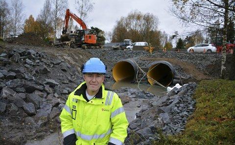 STENGT: Audun Solberg i Indre Østfold kommune. Arkivfoto.