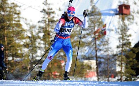 SATSER VIDERE: Jonas Tyldum har bestemt seg for å fortsette skiskyttersatsingen selv om han i juni er ferdig på NTG Lillehammer.