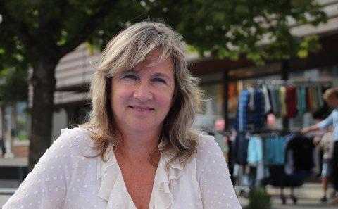 GLEDER SEG: – Vi vil fortsette å jobbe med bo-attraktivitet til glede for de som bor her allerede, og for å lokke til oss flere innbyggere, sier ordfører Irene Heng Lauvsnes som gleder seg over økt folketall i Strand.