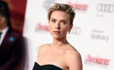 Scarlett Johansson spiller hovedrollen i «Black Widow».