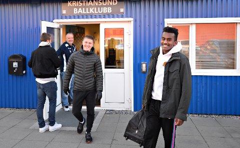 Horenus Tadesse skal spille for Sandnes Ulf denne sesongen.